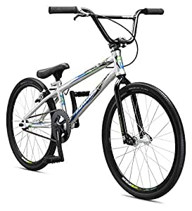 """Mongoose Title Expert 20"""" Boy's Bicycle, Silver"""