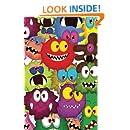 Internet Password Organizer: Monster Book (Discreet Password Journal)