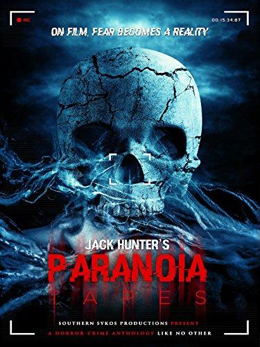 Jack Hunter's Paranoia Tapes - Tape Spine