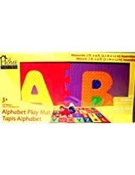 Build and Play Alphabets Play Mat