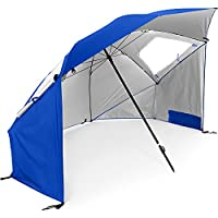 Deals on Sport-Brella Portable All-Weather and Sun Umbrella 8-Foot Canopy