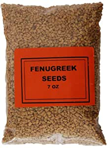 Fenugreek Seeds 7 Oz
