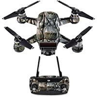 Skin for DJI Spark Mini Drone Combo - Gator Skin| MightySkins Protective, Durable, and Unique Vinyl Decal wrap cover | Easy To Apply, Remove, and Change Styles | Made in the USA