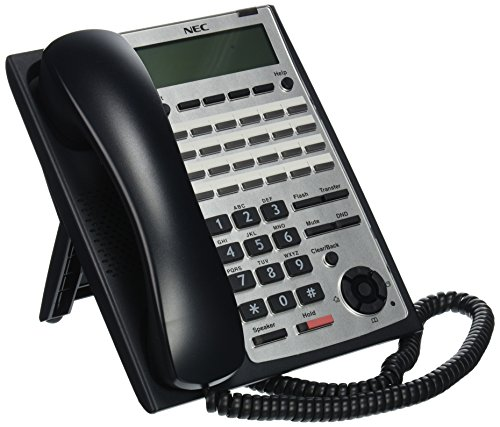 - NEC SL1100 24-Button Digital Telephone (Black) NEC-1100063