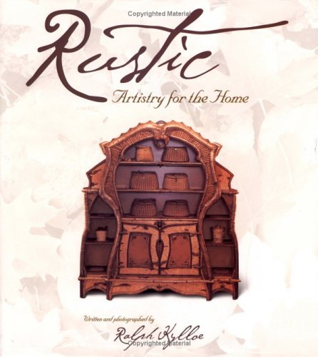 Rustic Artistry for the Home (Home Decor Ralph)