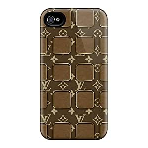 diy zhengMeSusges Case Cover For iphone 5/5s/- Retailer Packaging Lv Icons Protective Case