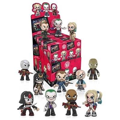 DC Comics Funko Suicide Squad Mystery Mini Vinyl Figure Display Box (Case of 12): Toys & Games