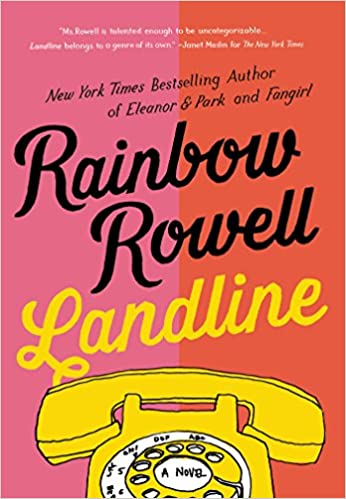 Image result for landline by rainbow rowell