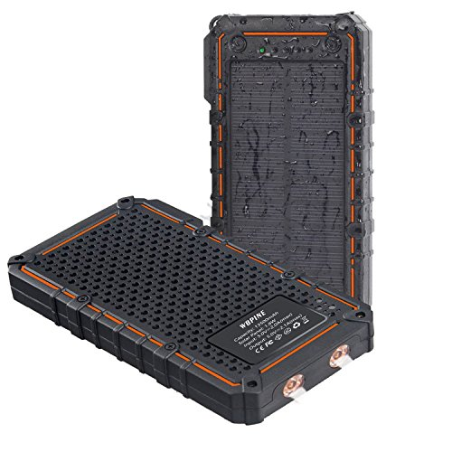 Best Travel Solar Charger - 6