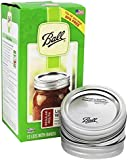 Ball Regular Mouth Lids and Bands , BPA Free, 288-Count