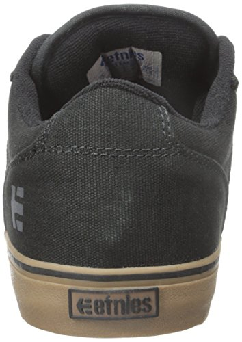 Etnies Barge LS, Zapatillas de Skateboard hombre Negro (Black/Grey/Gum579)