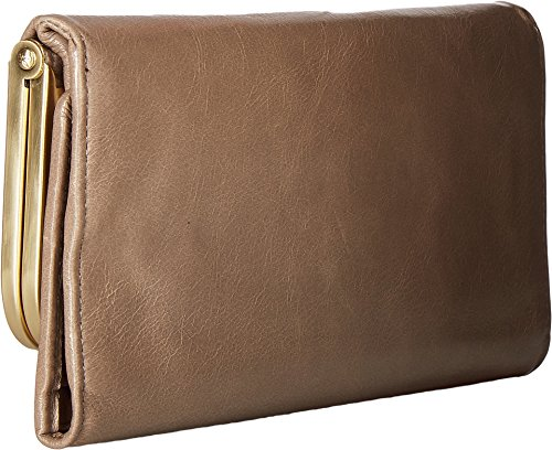 Hobo Womens Rachel Vintage Wallet Leather Clutch Purse (Ash) by HOBO (Image #1)