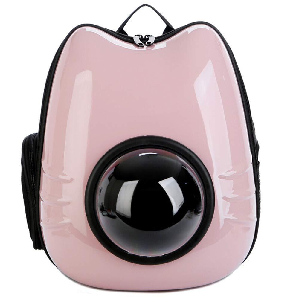 Black Byx- Pet Pack Pet Pack Dog Carrying Case Pet Space Capsule Backpack Travel BagDog Backpack (color   Black)