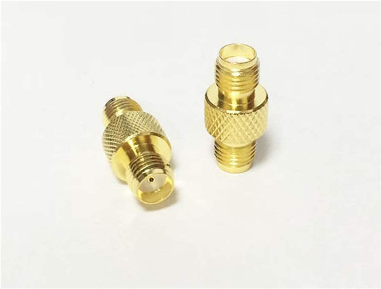 1pc RF SMA Adapter SMA Female Switch Female Coax Connector Coupler Straight no logo WSF-Adapters