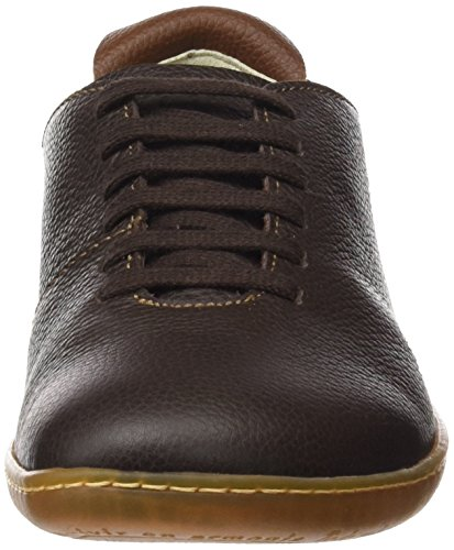 El Naturalista N296 Soft Grain El Viajero, Zapatos de Cordones Derby Unisex Adulto Marrón (Brown)