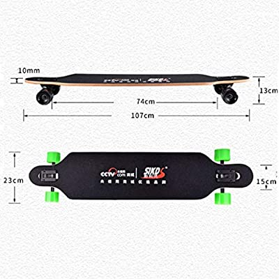 Aniseed Skateboards Longboards Drop Through Downhill/Cruiser Freeride Complete Longboard 42 Inch Good Will Hunting : Sports & Outdoors