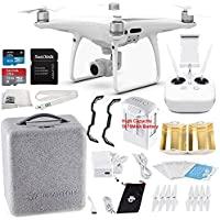 DJI Phantom 4 PRO Quadcopter Starters Flyer Bundle