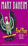 Front cover for the book Fowl Prey by Mary Daheim
