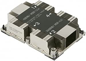 Supermicro 1U Passive CPU HEATSINK Procesador Disipador térmico ...