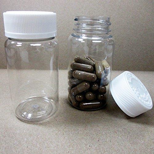 Plastic Bottles Medicine Container Vitamin