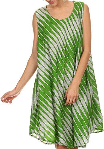 Batik Caftan Dress - 2