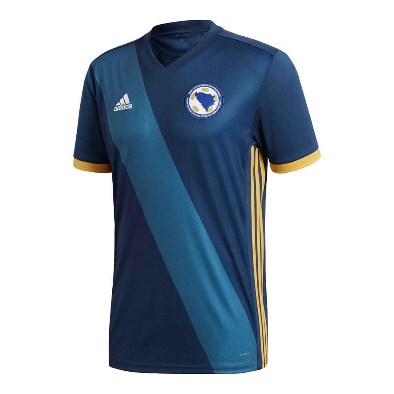 Bosnia home jersey 2017/19-XXL Adidas BR8139