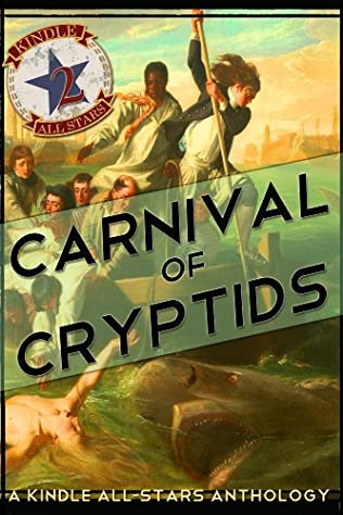book cover of Carnival of Cryptids