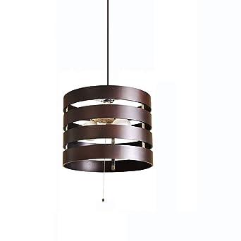 Vintage Lampe Table À En Bois De Manger Avec Suspension Ku1Jc3TFl