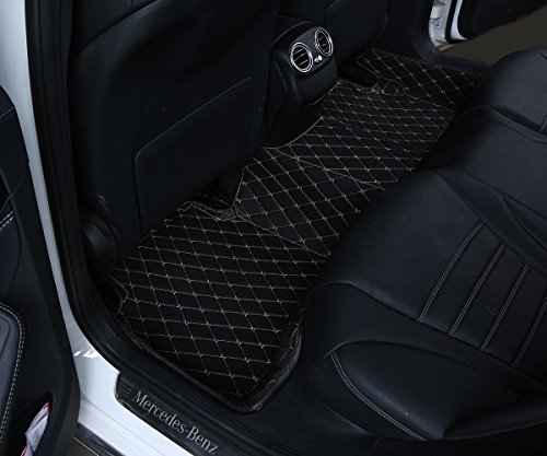 Lincoln Mkt Colors: Worth-Mats Custom Fit Luxury XPE Leather Waterproof Floor