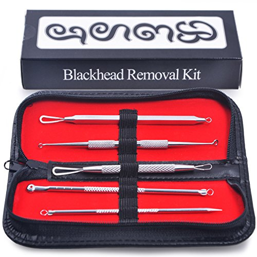 Best Professional Esthetician Edition Blackhead Remover Tool Kit