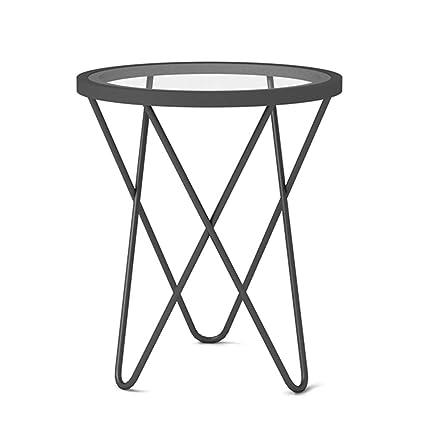 Amazon Com Xiaoyan End Table Nordic Living Room Sofa Side Table