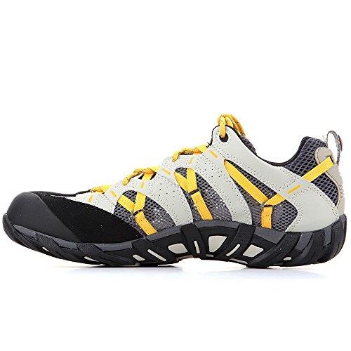 Merrell Waterpro Ultra Sport & J80201 giallo, colore: Grigio scuro