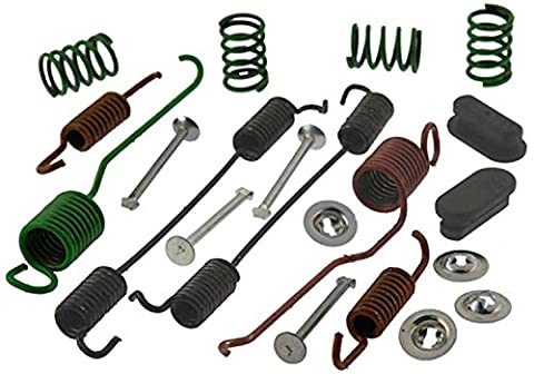 ACDelco 18K1797 Professional Rear Drum Brake Shoe Adjuster and Return Spring Kit - Rear Brake Return Spring