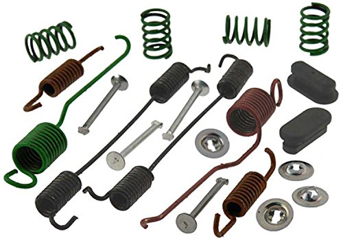 ACDelco 18K1797 Professional Rear Drum Brake Shoe Adjuster and Return Spring Kit ()