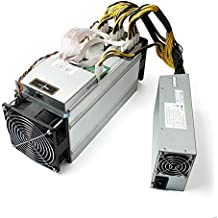 AntMiner S9 ~13.5TH/s @ 0.098W/GH 16nm ASIC Bitcoin Miner with Power Supply