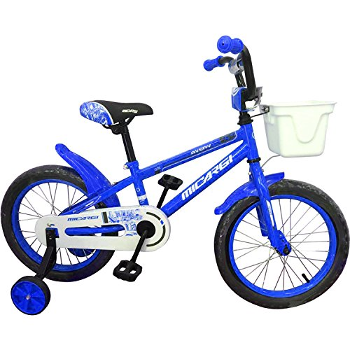 "Avery 16""   Blue BMX Bike"