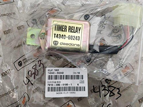 LS Timer Relay Engine Stop - LG4383/T4340-60243/T4340-60242/40055358/DD-T4340-60243/DD-T4340-60242