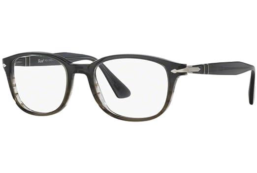 d1454c5095 Eyeglasses Persol PO 3163 V 1012 GRADIENT GREY STRIPED GREEN at ...
