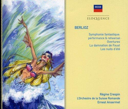 Ernest Ansermet - Berlioz: Sym Fantastique / Damnation de Faust (Australia - Import, 3PC)