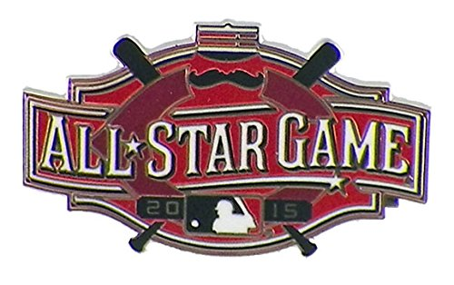 Star All Pin Game (2015 MLB All-Star Game Logo Pin)