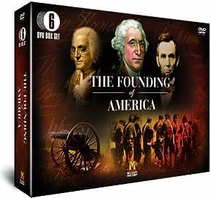 The Founding of America (6 DVD Box Set) [Reino Unido]