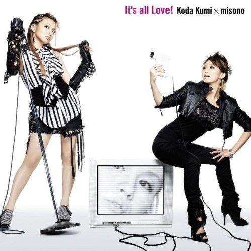 Amazon   It's all Love ! (DVD...