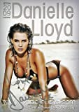 DANIELLE LLOYD HAND SIGNED 4x6 COLOR PHOTO+COA GORGEOUS+SEXY MODEL
