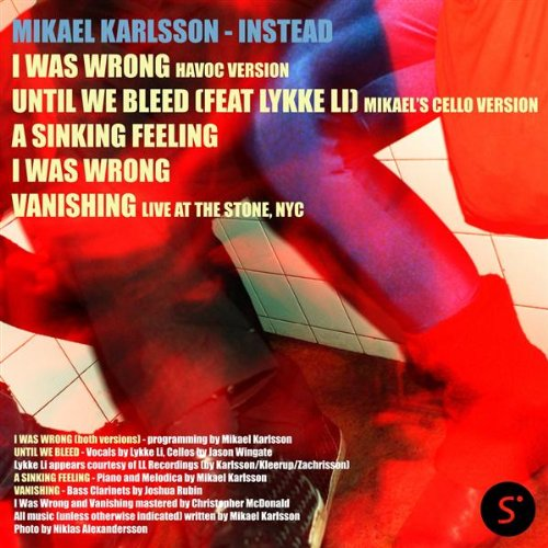 (Until We Bleed, Feat. Lykke Li (Mikael's Cello Version))