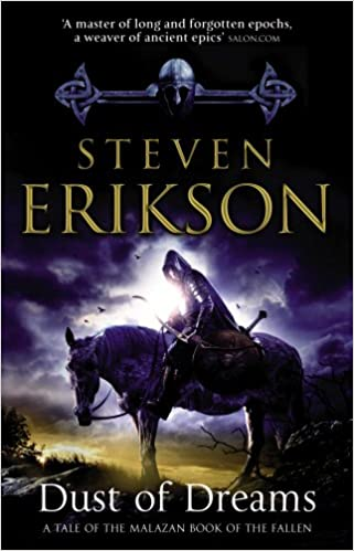 malazan books of the fallen