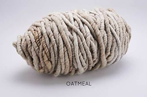 BIG LOOP Yarn Merino Wool - Oatmeal