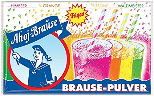 Frigeo Ahoj-Brause Brause-Pulver from Ahoj-Brause