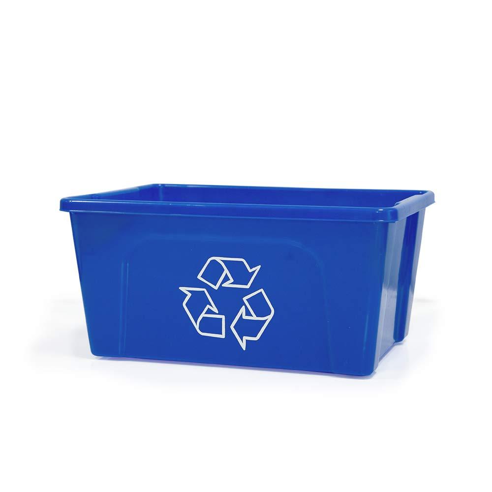Planet Friendly 3 Gallon/11 Liter Desktop Recycler