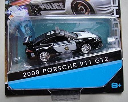 Amazon Maisto Design Authority Blackwhite 2008 Porsche 911 Gt2