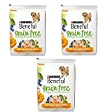 #5: Purina Beneful Grain-Free With Real Farm-Raised Chicken Adult Dry Dog Food (Chicken, 3-Pack)